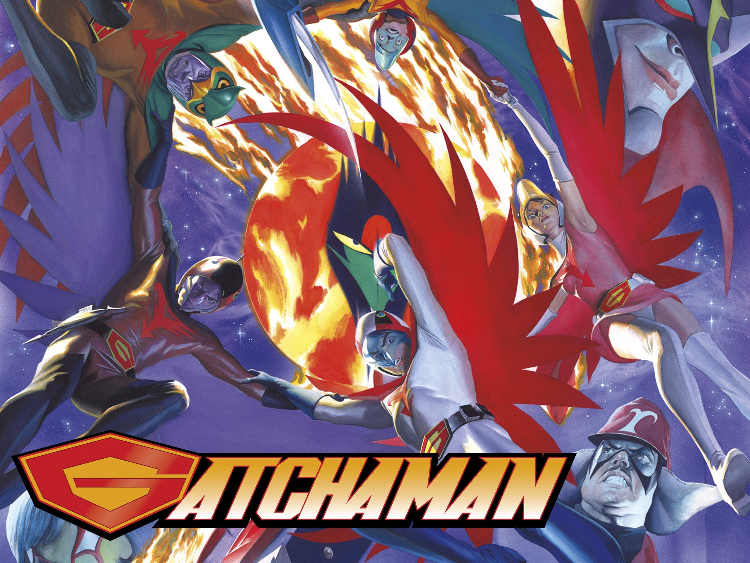 Watch Gatchaman: Season 1, Vol. 1 | Prime Video