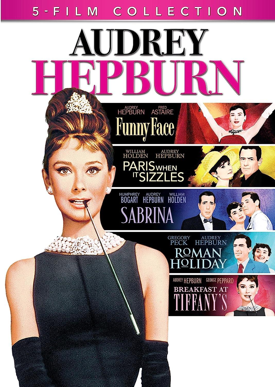 audrey hepburn 5 movie collection breakfast at tiffanys