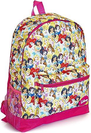 Disney Princess BackpackGirls Disney Princess BagBelle DisneyRucksack