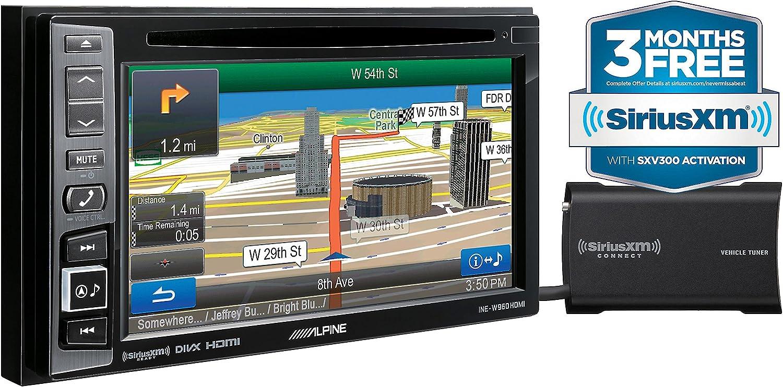 Alpine Multimedia System Tuner