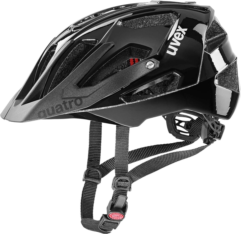 Uvex Quatro - Casco de ciclismo, Unisex adulto