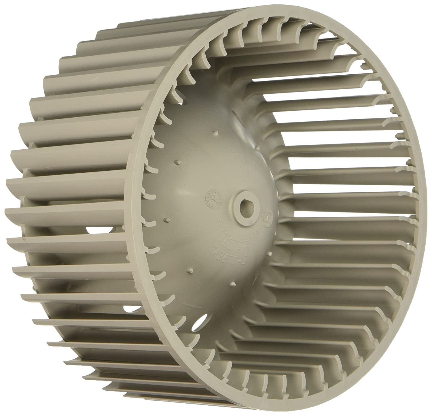 Motorcraft MM1072 Blower Motor Wheel Assembly