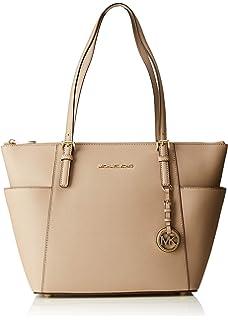 c3bf843ff375 Michael Kors Shoulder Bag For Women - Off-White, 30S7GTTT7B: Amazon ...
