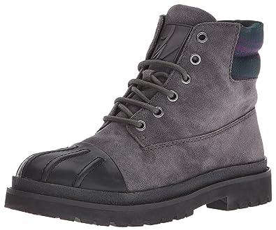 Nine West Womens Bedeliah Ankle Bootie Dark Grey Black Navy