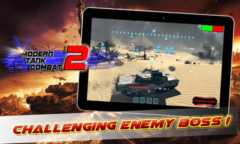 Amazon com: Modern Tank Combat 2: Appstore for Android