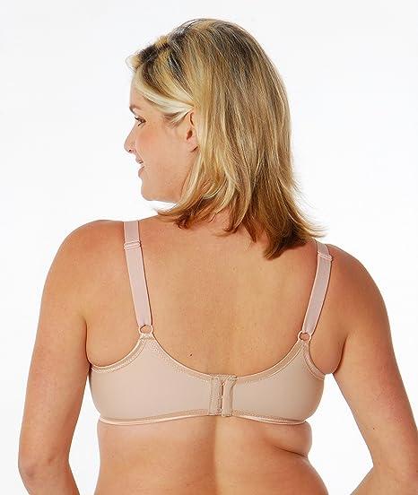 ea60942e1be7e Melinda G Nude Tee-Shirt Underwire Nursing Bra  2100 at Amazon Women s  Clothing store