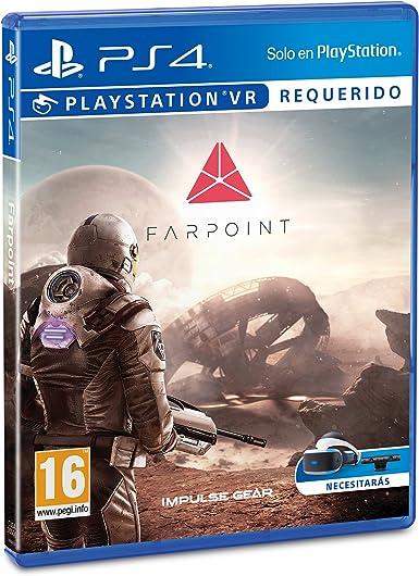 Farpoint - Edición Estándar: Amazon.es: Videojuegos