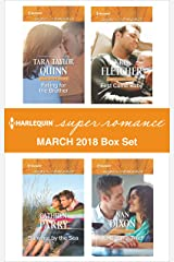 Harlequin Superromance March 2018 Box Set: Falling for the Brother\Summer by the Sea\First Came Baby\To Catch a Thief Kindle Edition