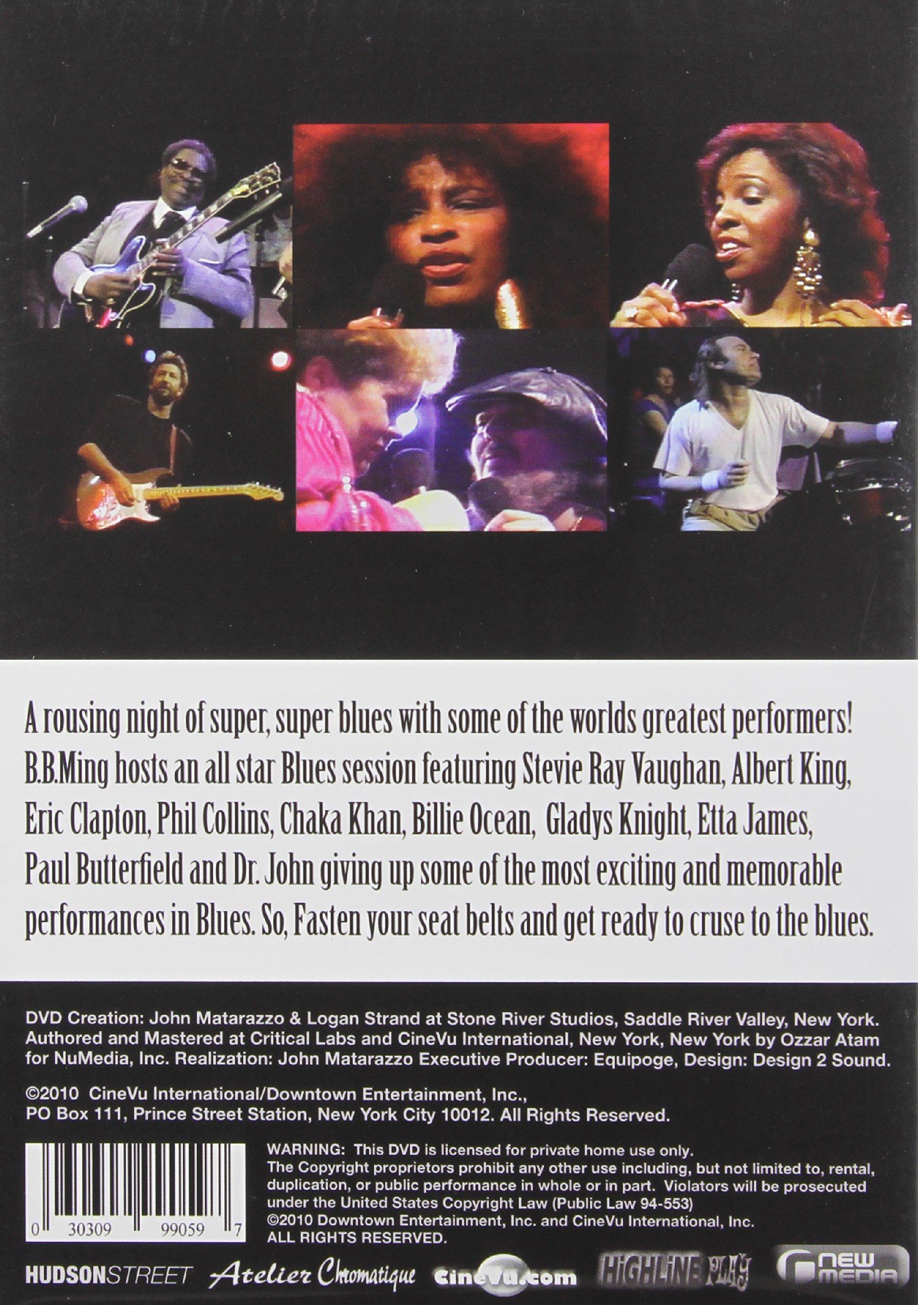 BB King Blues Session by Hudson/Street