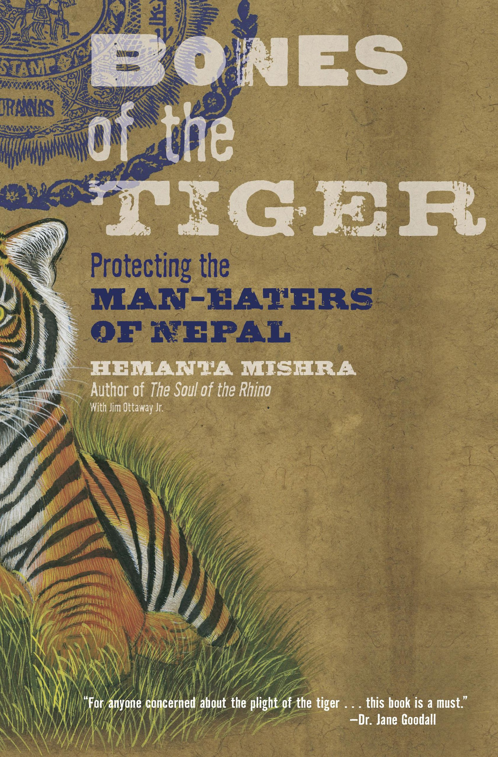Bones of the Tiger: Protecting the Man-Eaters of Nepal pdf
