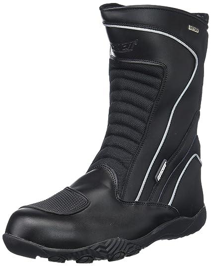 9804d3ea08a Joe Rocket Men's Meteor FX Leather Motorcycle Riding Boot (Black, Size 12)