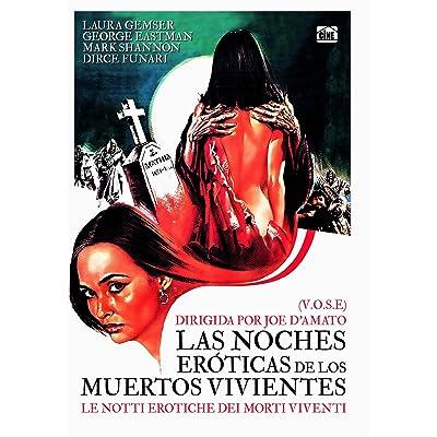 Noches Eróticas De Los Muertos Vivientes [DVD]