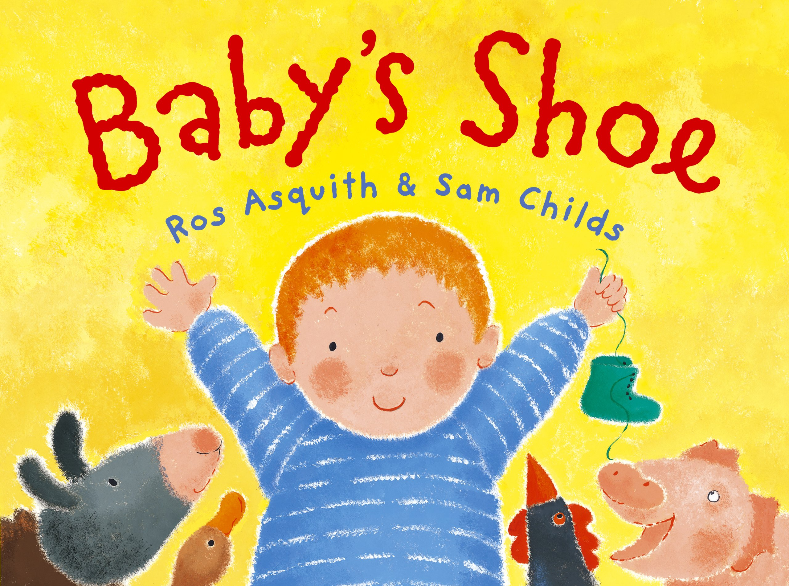 Baby's Shoe ebook