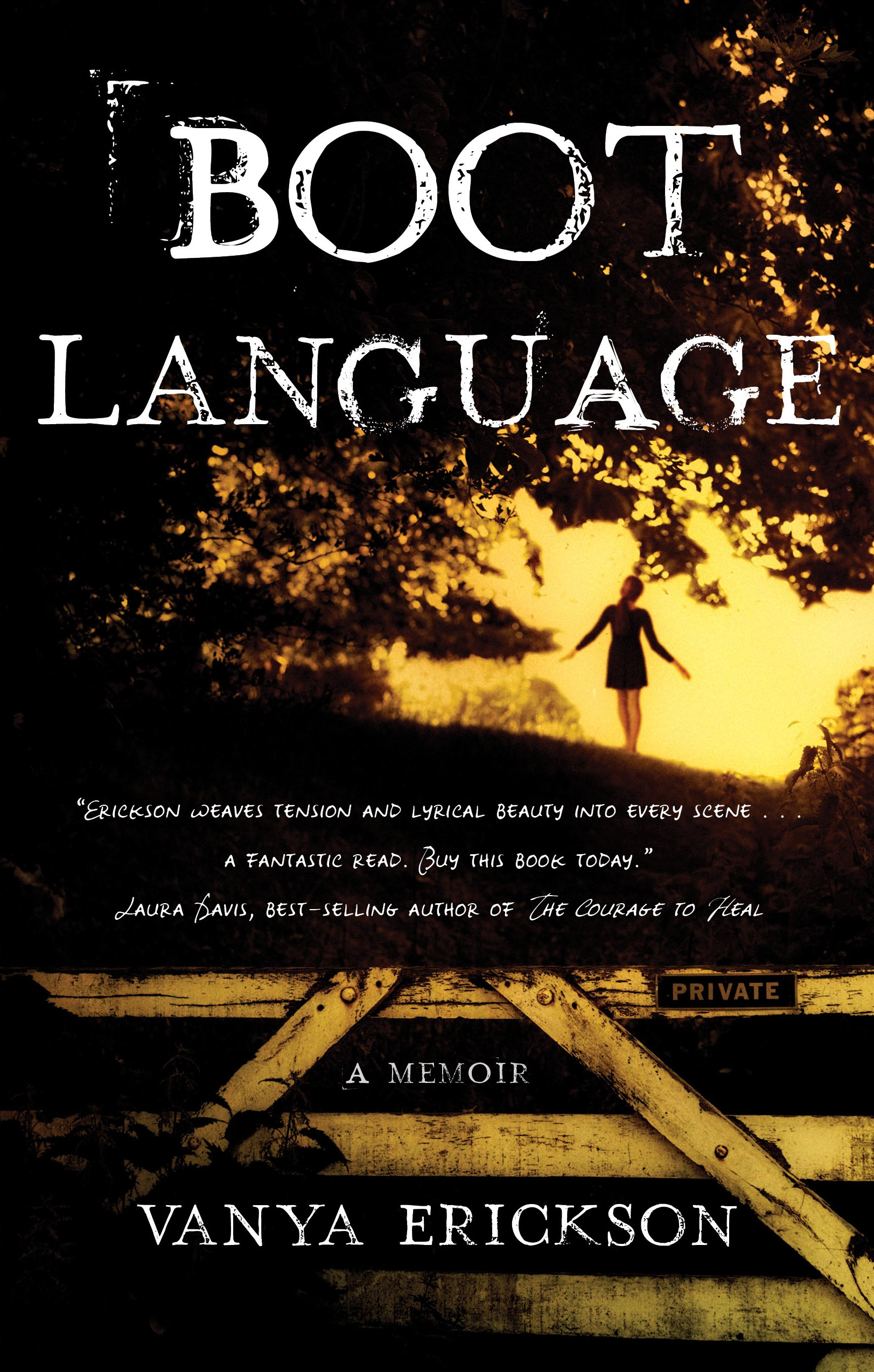 Boot Language: A Memoir by She Writes Press