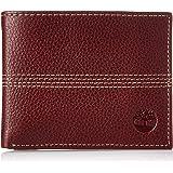 Timberland Men's Sportz Quad Leather Passcase Wallet