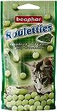 Beaphar Friandises Rouletties à l'herbe à chat - chat - 44,2 g