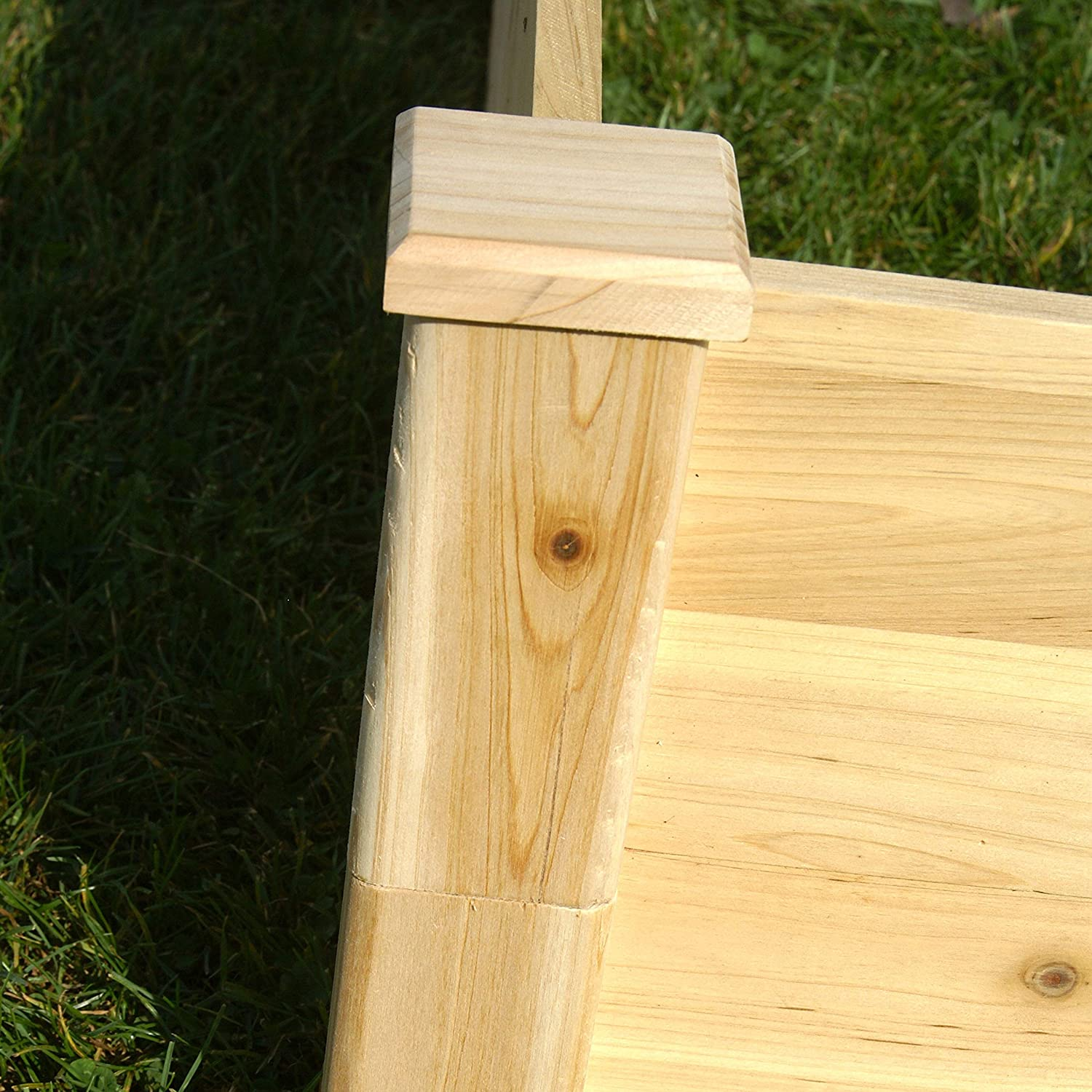 Eden Quick Assembly Raised Garden Bed (4FT X 8FT X 11IN)