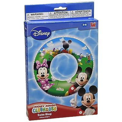 Juguetes Industriales - Flotador diseño Mickey, 56 cm: Juguetes y juegos
