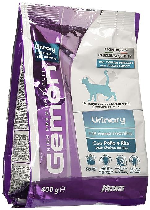 Gemon Gato Urinary Carni Blancas GR 400
