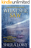 What She Saw: A Beyond the Veil Prequel (A Beyond the Veil Mystery Book 1)