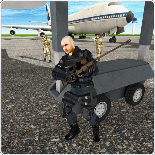 Swat Assault - Air Port Army Kill Operations