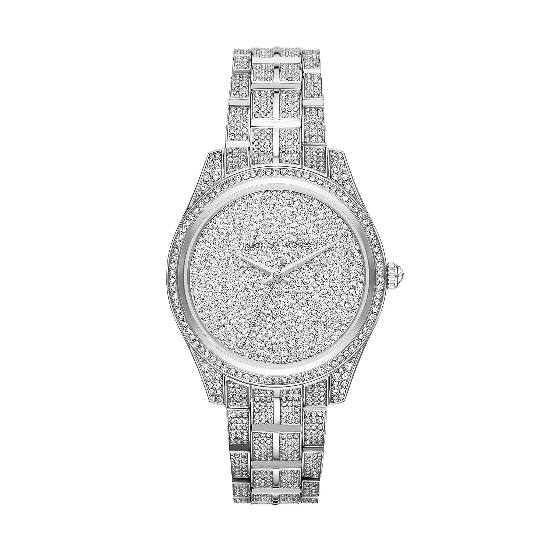Michael Kors Women s Lauryn Three Hand Quartz Movement Watch