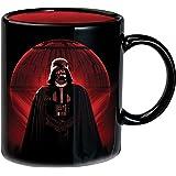 Star Wars Rogue One Death Star Heat Change Mug, Ceramic, Multi-Colour, 10.5 x 11 x 11 cm