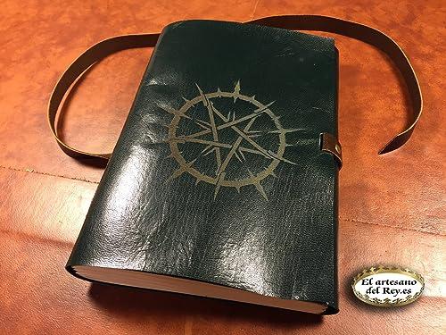 Libro en blanco Grimorio verde: Amazon.es: Handmade