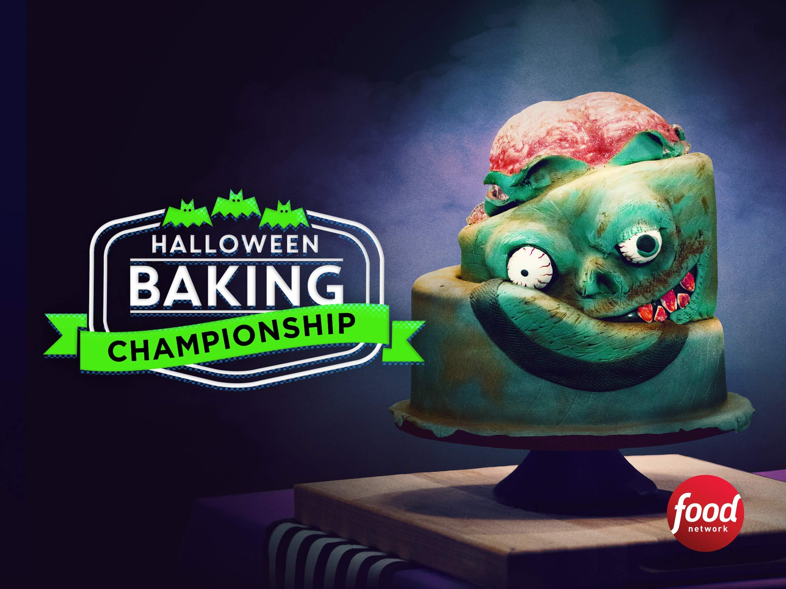 Halloween Baking Championship 2020 Watch Halloween Baking Championship, Season 5   Prime Video