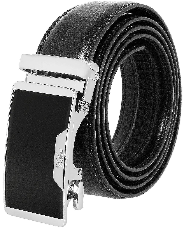 Falari ACCESSORY メンズ B01IRTDP2U M 28-36 Black Leather 09 Black Leather 09 M 28-36