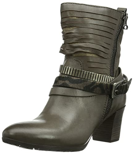 Mjus Women's 559206-3010-3963 Boots Braun (grigio+tdm+bronzo) Size: 41 EU (7.5 Damen UK) Free Shipping High Quality Clearance Sale Online Cheap Wholesale Price Free Shipping Outlet Store Visit erws66RP