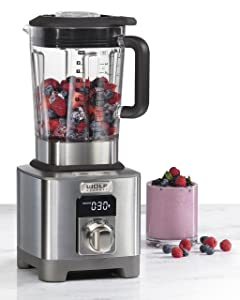 Wolf Gourmet High-Performance Blender (WGBL120S)