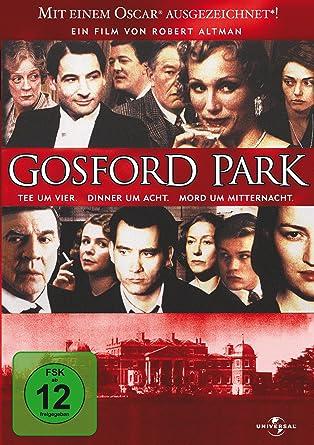 Gosford Park Amazonde Michael Gambon Kristin Scott Thomas