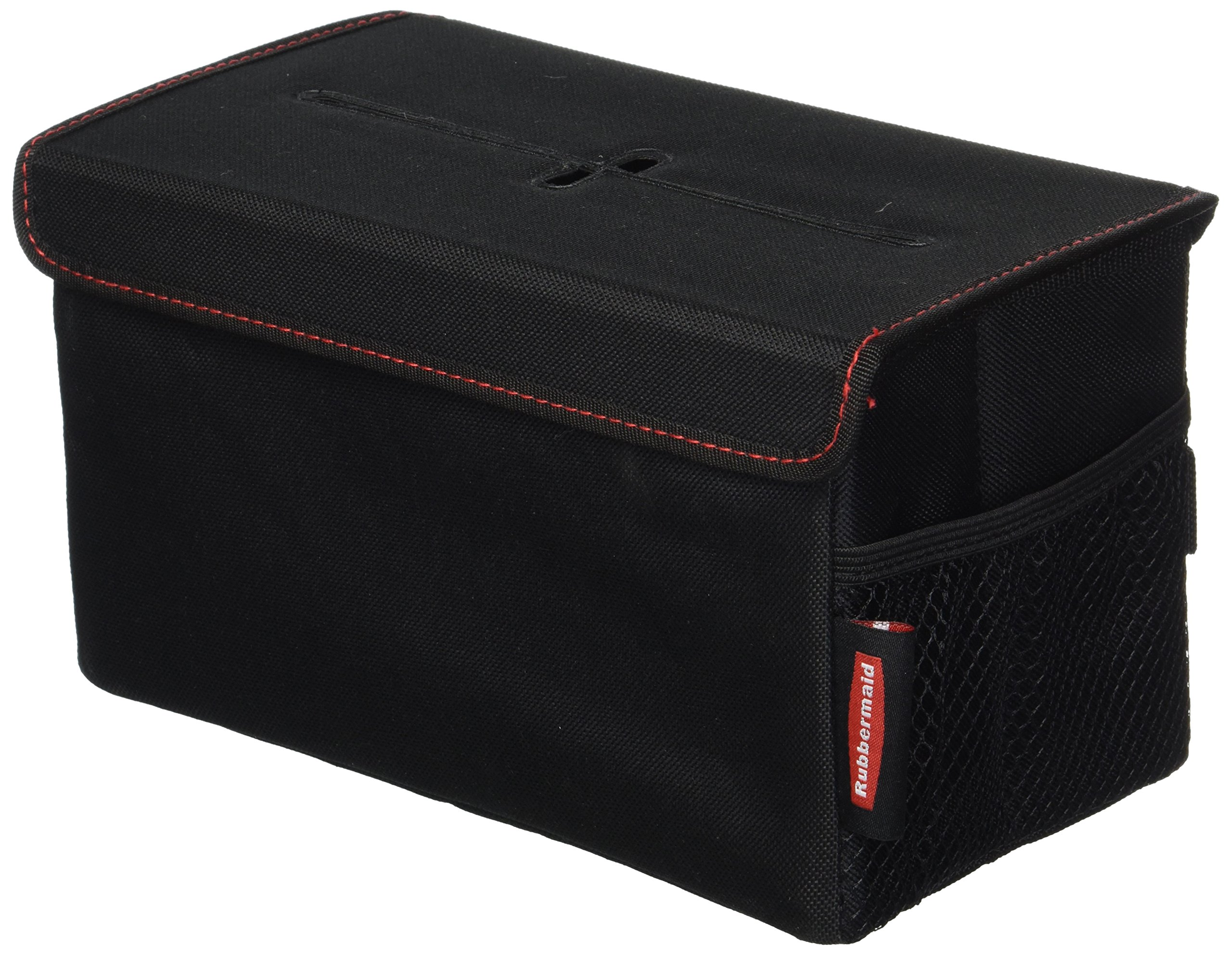 Rubbermaid 3355-00 Automotive Back Seat Organizer/Hanging Car Caddy: Large Box Tissue Paper Dispenser with Mesh Storage Pockets by Rubbermaid
