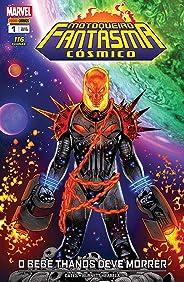 Motoqueiro Fantasma Cósmico: O bebê Thanos deve morrer