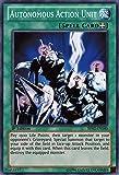 Yu-Gi-Oh! - Autonomous Action Unit (BP02-EN140) - Battle Pack 2: War of the Giants - 1st Edition - Common
