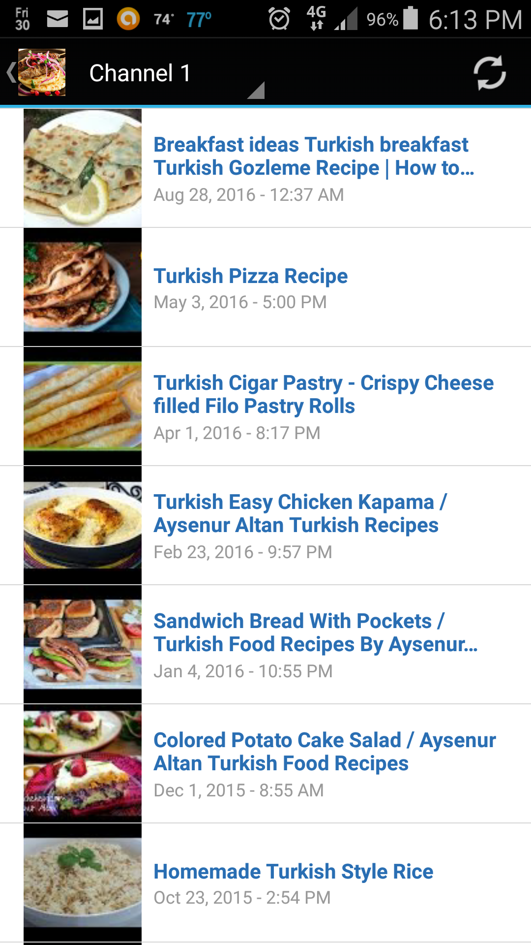 Amazon turkish food recipes appstore for android forumfinder Images