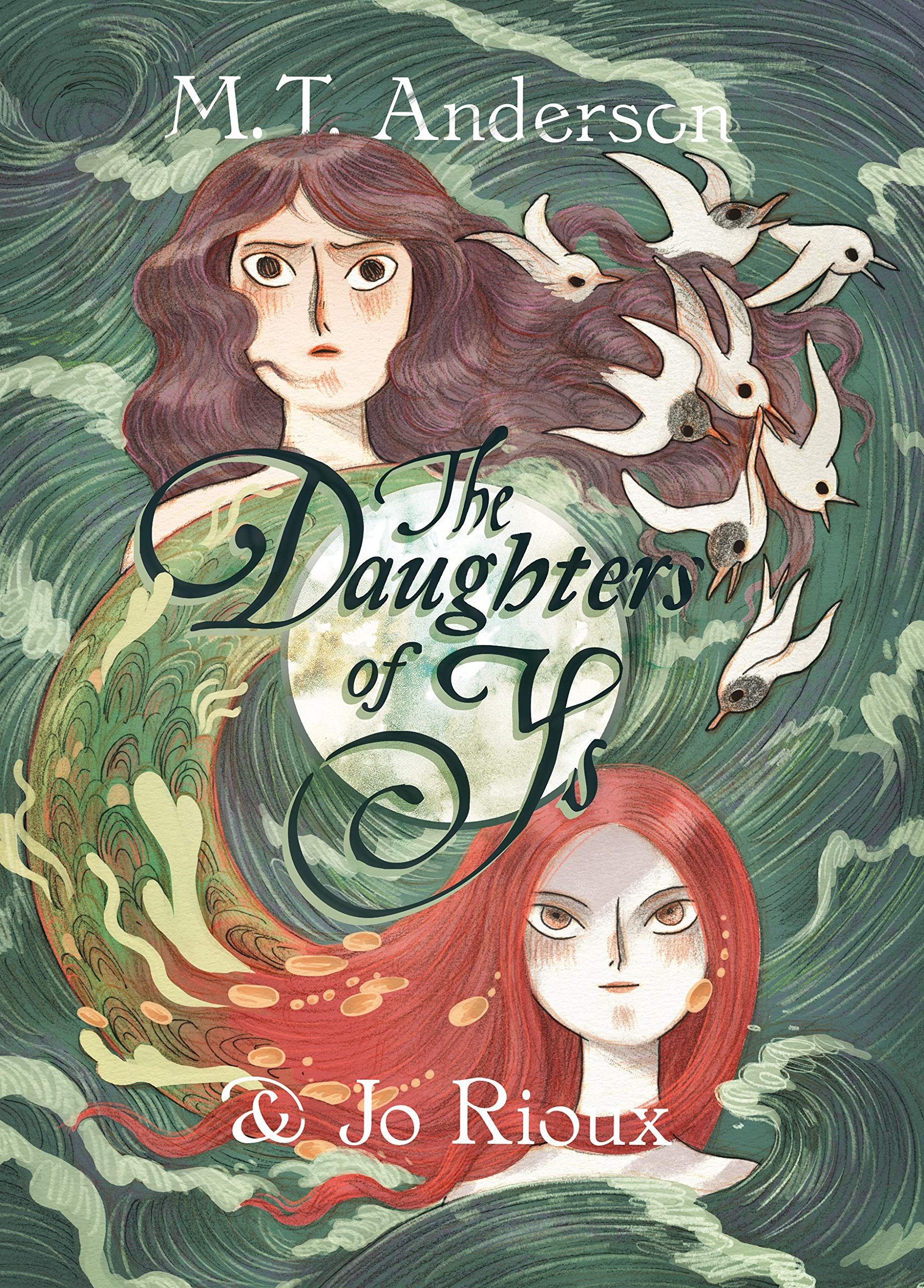 Amazon.com The Daughters of Ys 15 Anderson, M. T. ...