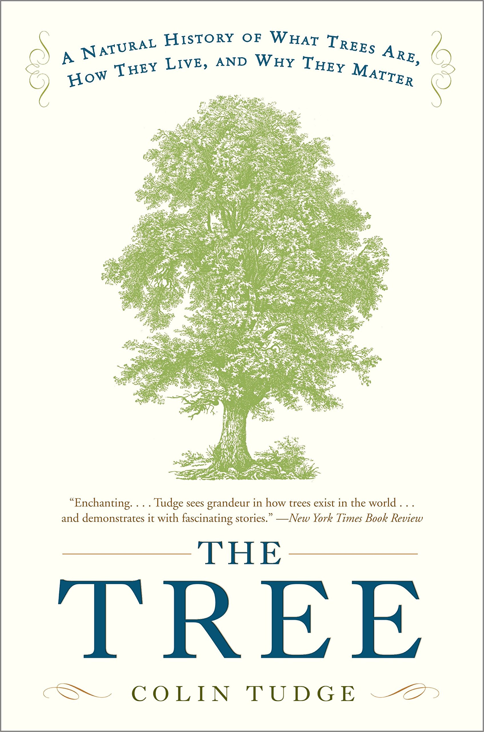 The Tree: A Natural History of What Trees Are, How They Live, and Why They Matter pdf epub