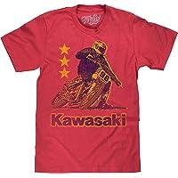 Tee Luv Kawasaki Shirt - Vintage Kawasaki Motorcycle Racing T-Shirt