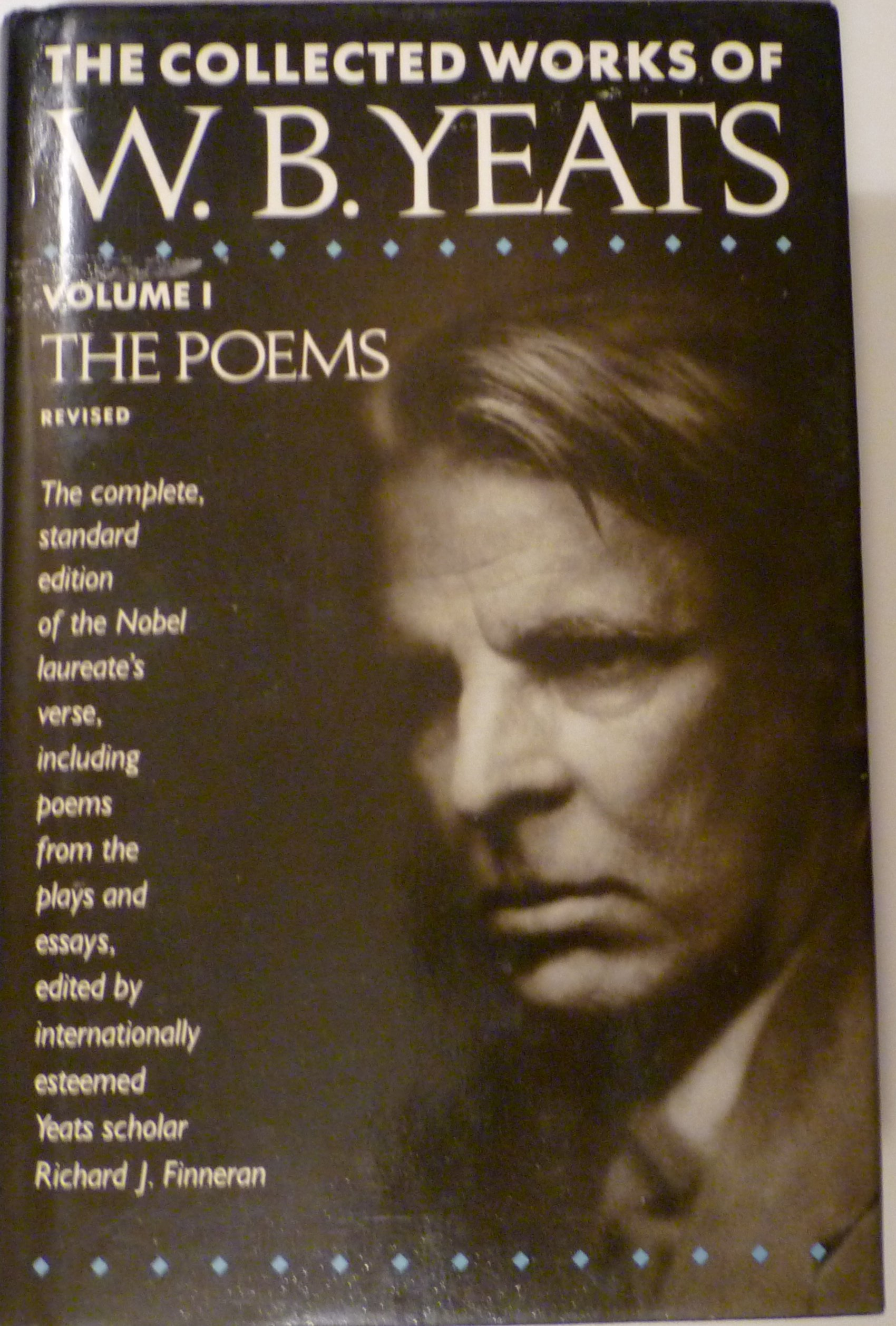 the poems revised the collected works of w b yeats william the poems revised the collected works of w b yeats william butler yeats 9780026327015 com books