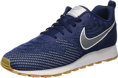 Herren Sport schuhe Nike Gr, 45 Blau beige