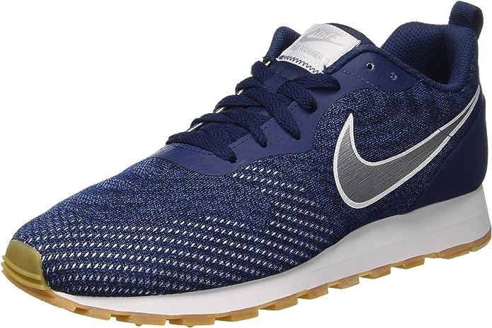Nike MD Runner 2 Eng Mesh, Zapatillas de Deporte Hombre: Amazon.es: Zapatos y complementos