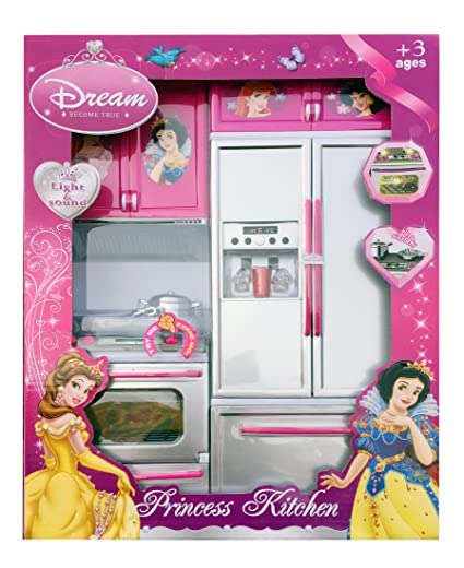 Buy Presentsale 2 Fold Kitchen Set Toy For Kids Online At