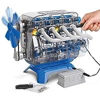 Discovery Kids STEM Model Motor Engine Kit Deals