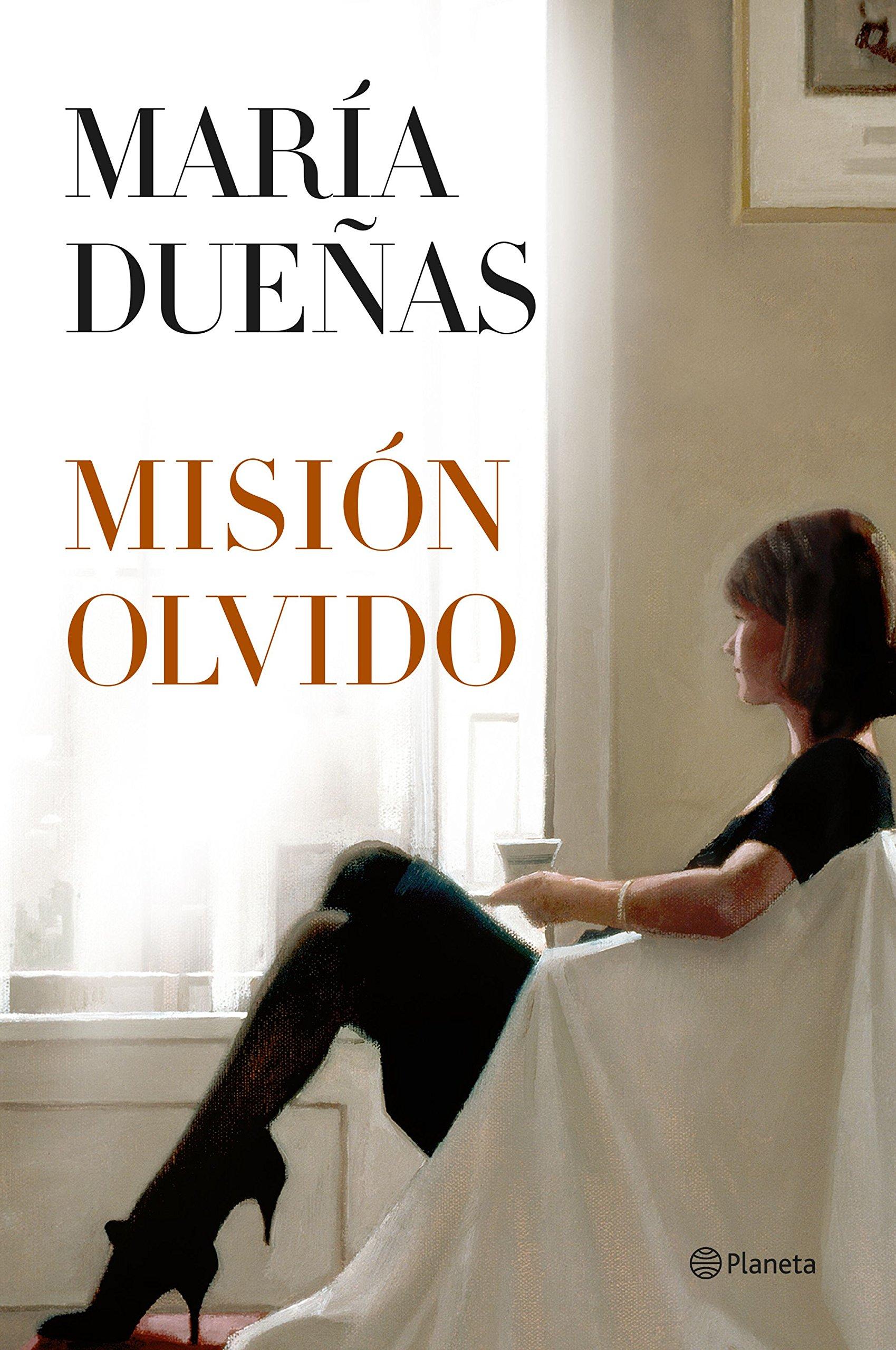 mejores libros de María Dueñas - Misión olvido