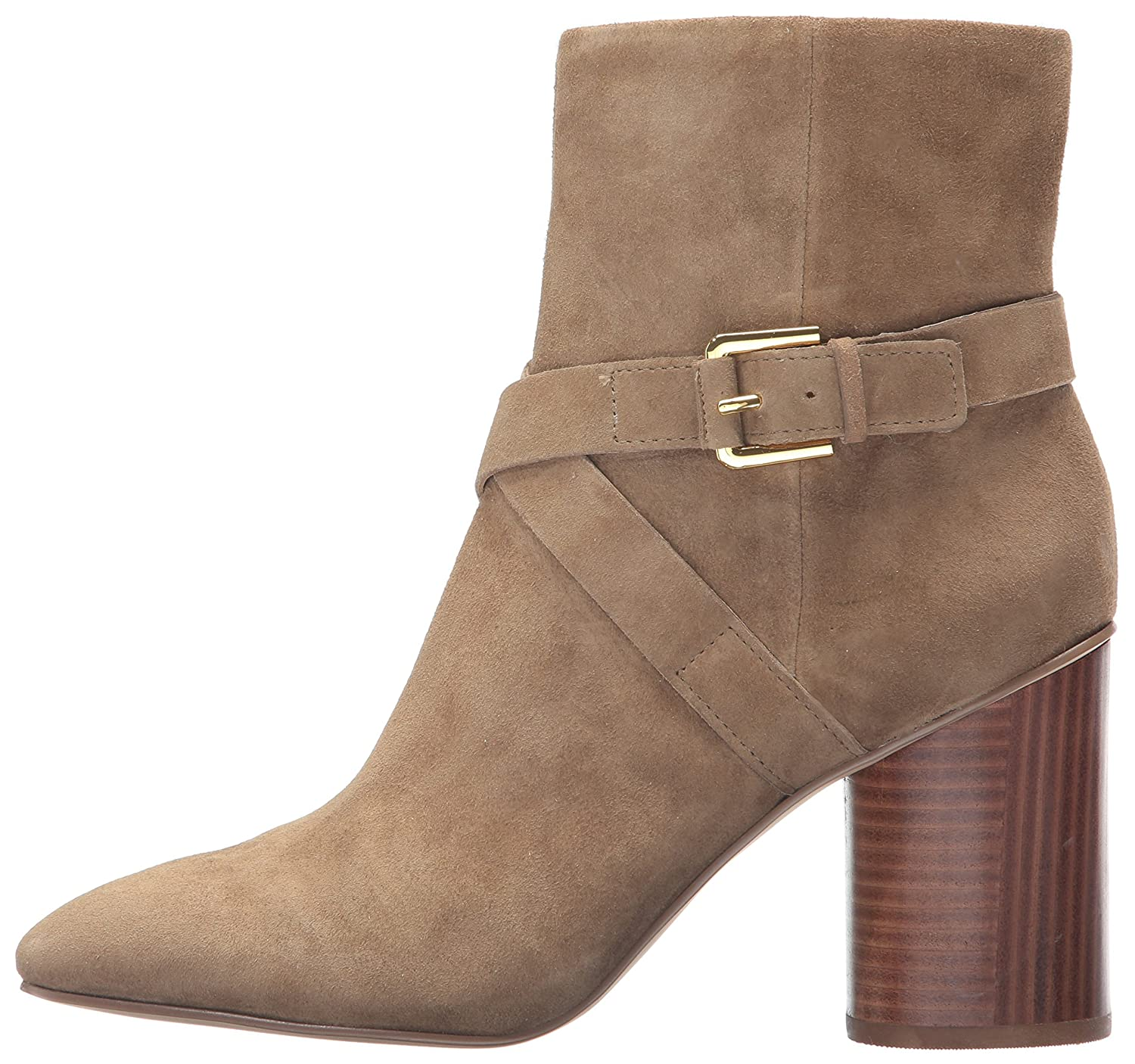 Nine West Women's B(M) Cavanagh Suede B071HPSHKM 12 B(M) Women's US|Green 59e20e