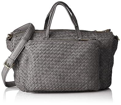 Marc O Polo Women 70117420302101 Bag Grey Size  One Size  Amazon.co ... 9011ec63f9b75