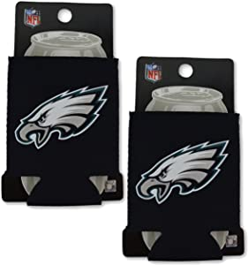 Official National Football League Fan Shop Authentic 2-Pack NFL Insulated 12 Oz Can Cooler