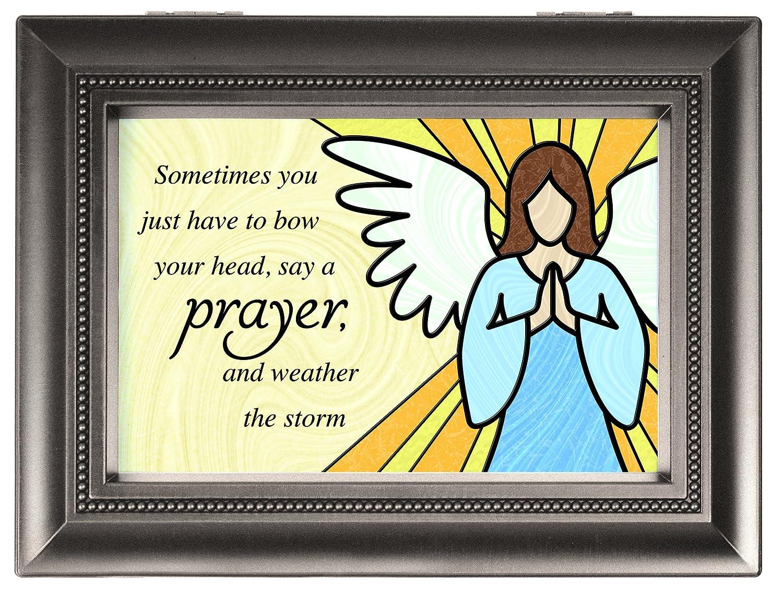 若者の大愛商品 CarsonホームアクセントSay a a Ave Prayer音楽ボックスPlaying Ave Maria Maria B01GTEX8QS, ランジェリーショップナインハーフ:bcb8266a --- egreensolutions.ca